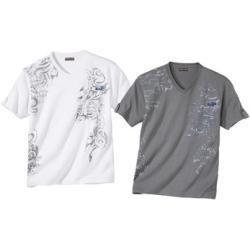Photo of Reduced V-shirts for men