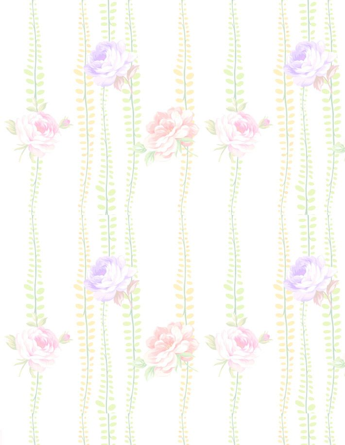 image about Free Printable Backgrounds for Paper named totally free bouquets stationery, absolutely free printable bouquets history