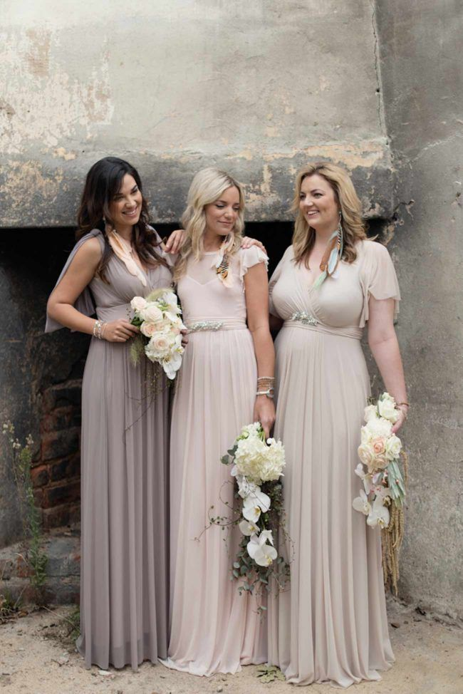Gorgeously Chic Bohemian Bridesmaid Dresses And Style Ideas By Jacoba Clothing