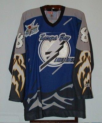 517f0c1e80e NHL Fashion Faux Pas: The 25 Worst Alternate Jerseys in Hockey History |  Whacked Jerseys | Hockey, Hockey sweater, Sports uniforms