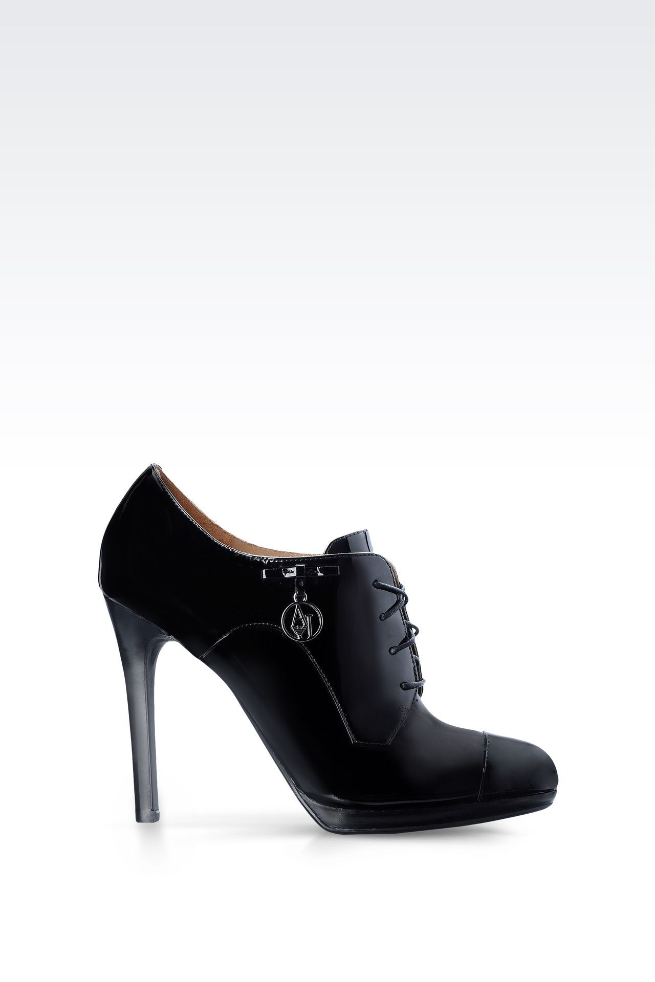 Armani Jeans Women Lace Up Shoe