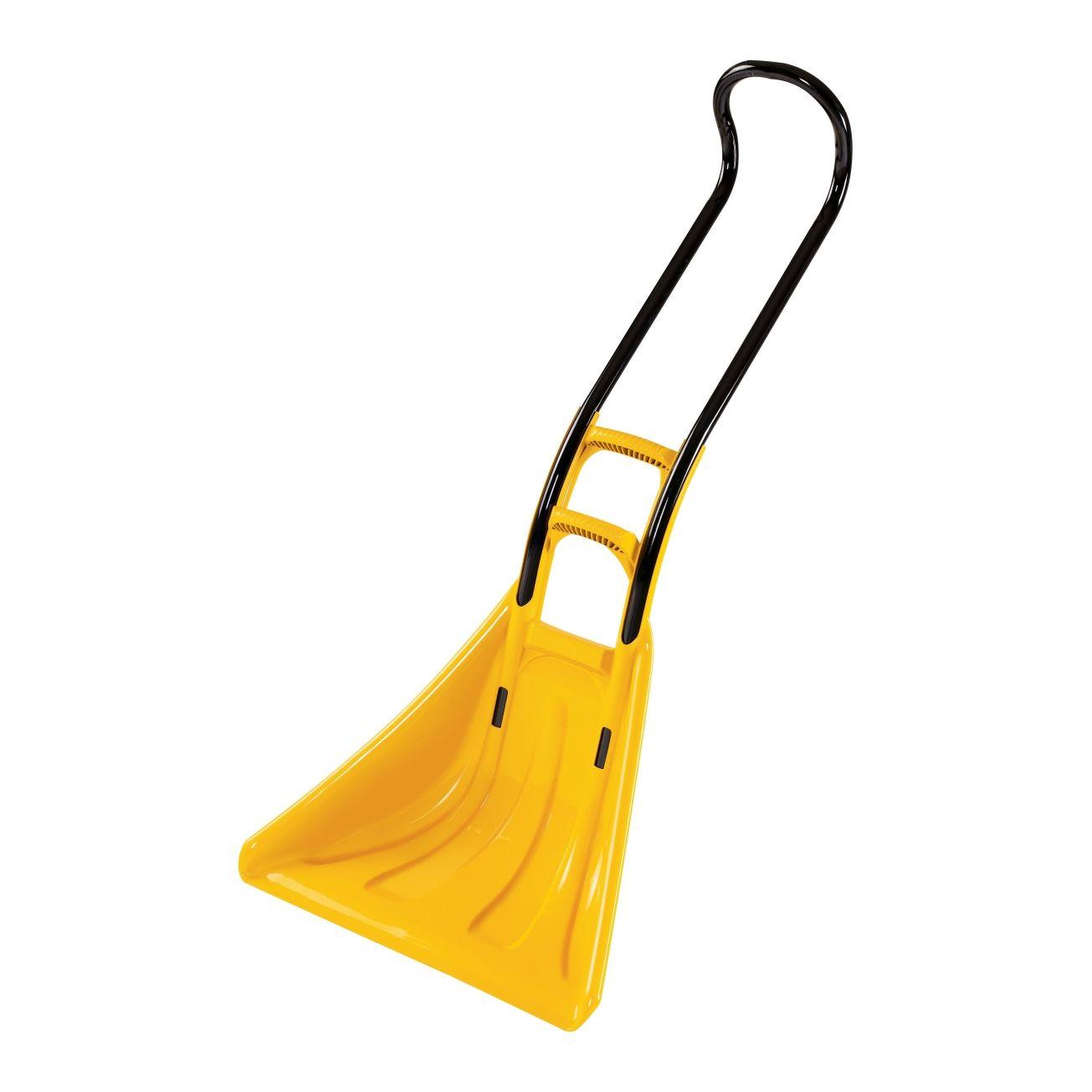 ames 24in snowboss poly snow shovel 1625300 snow shovels