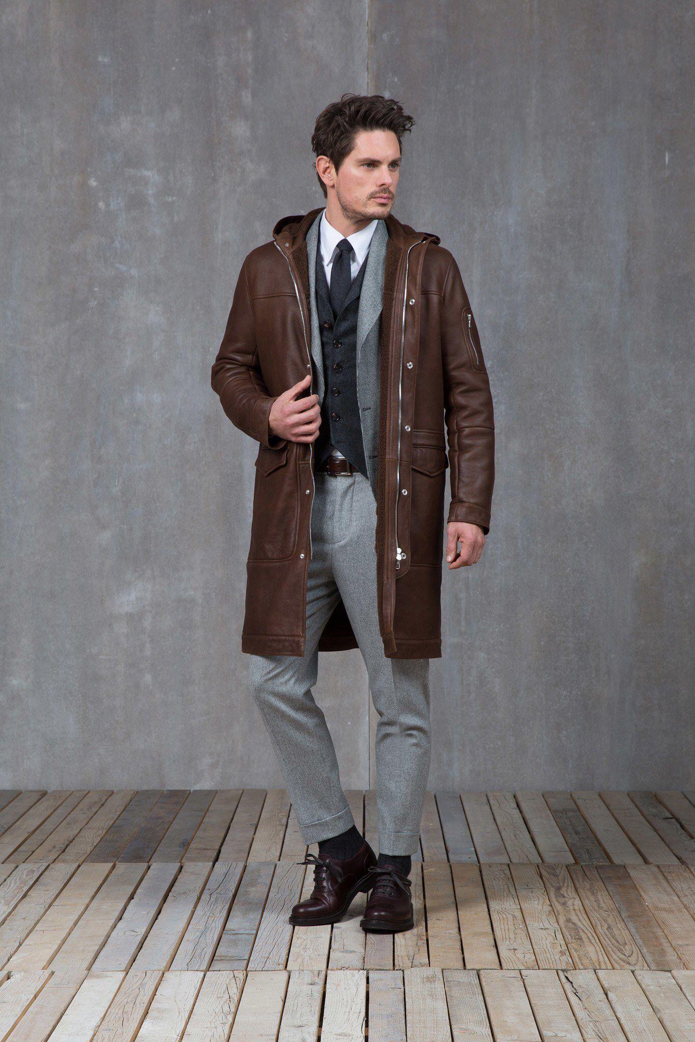 Brunello Cucinelli - Fall 2015 Menswear