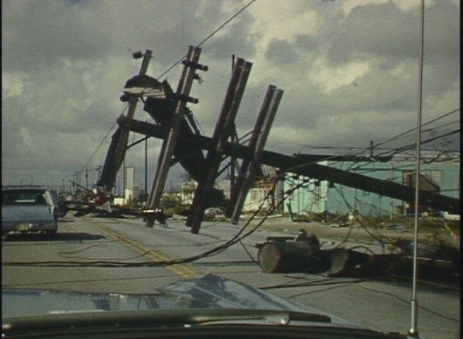 Aftermath Of Hurricane Celia August 3 1970 Hurricane Texas Hurricane South Texas