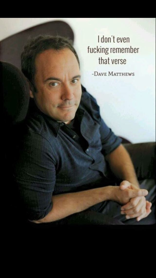 Lyric bartender dave matthews lyrics : Oh, how I miss the third verse of Grey St. | the best of whats ...
