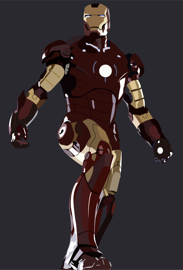 Ironman by Mik4g.deviantart.com on @deviantART