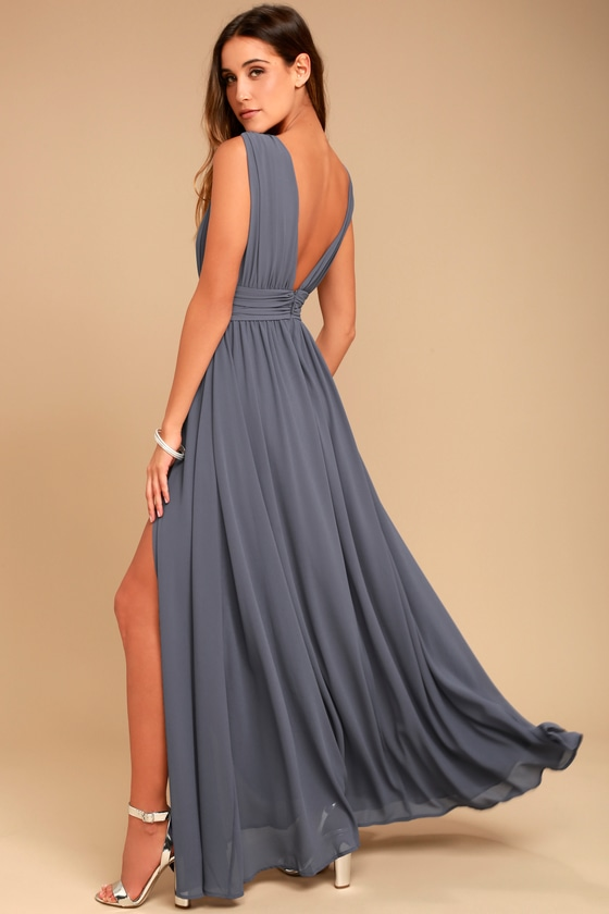 Heavenly Hues Maxi Dress