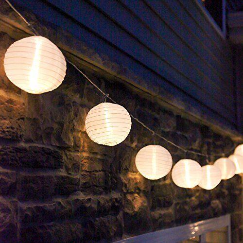 Incroyable 33 Awesome DIY String Light Ideas. Lantern String LightsFestoon ...