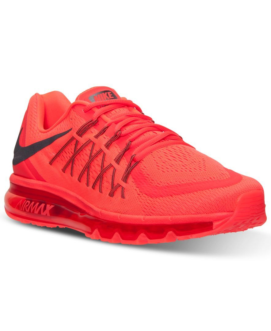 wholesale dealer 277fa 94651 Nike Men s Air Max 2015 Anniversary Running Sneakers from Finish Line