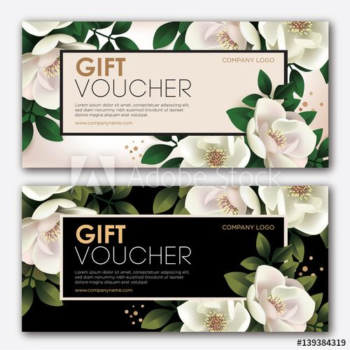 Premium Gift Certificate For A Spa Beauty Salon Shops Cosmetics