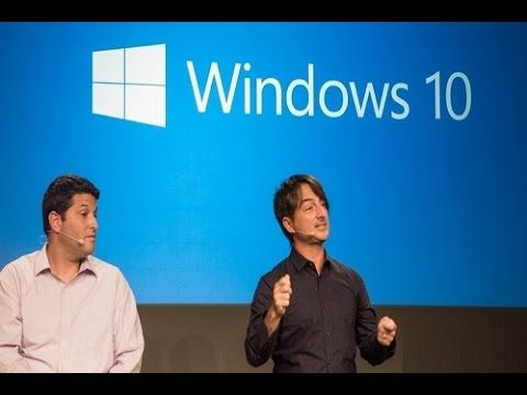 Microsoft unveils Windows 10 -'portability of the experience'