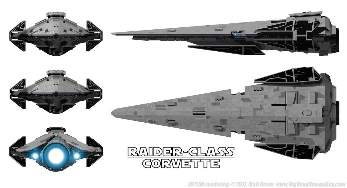 Imperial Raider Schematics by Ravendeviant on DeviantArt ...