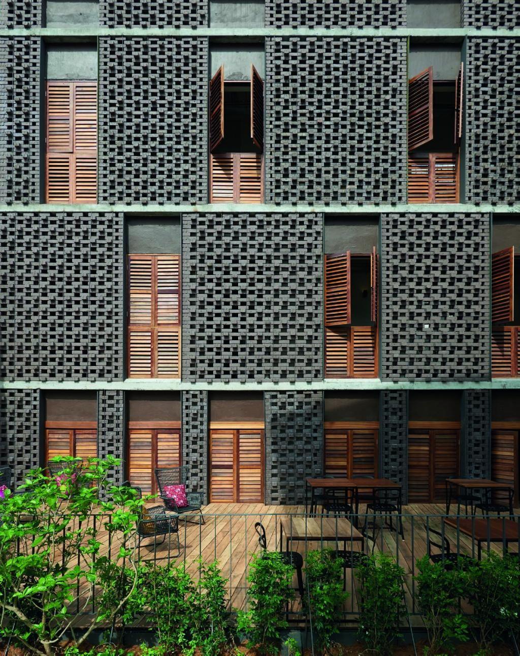 lantern hotel south east i 39 m coming pinterest facciate architettura e mattoni. Black Bedroom Furniture Sets. Home Design Ideas