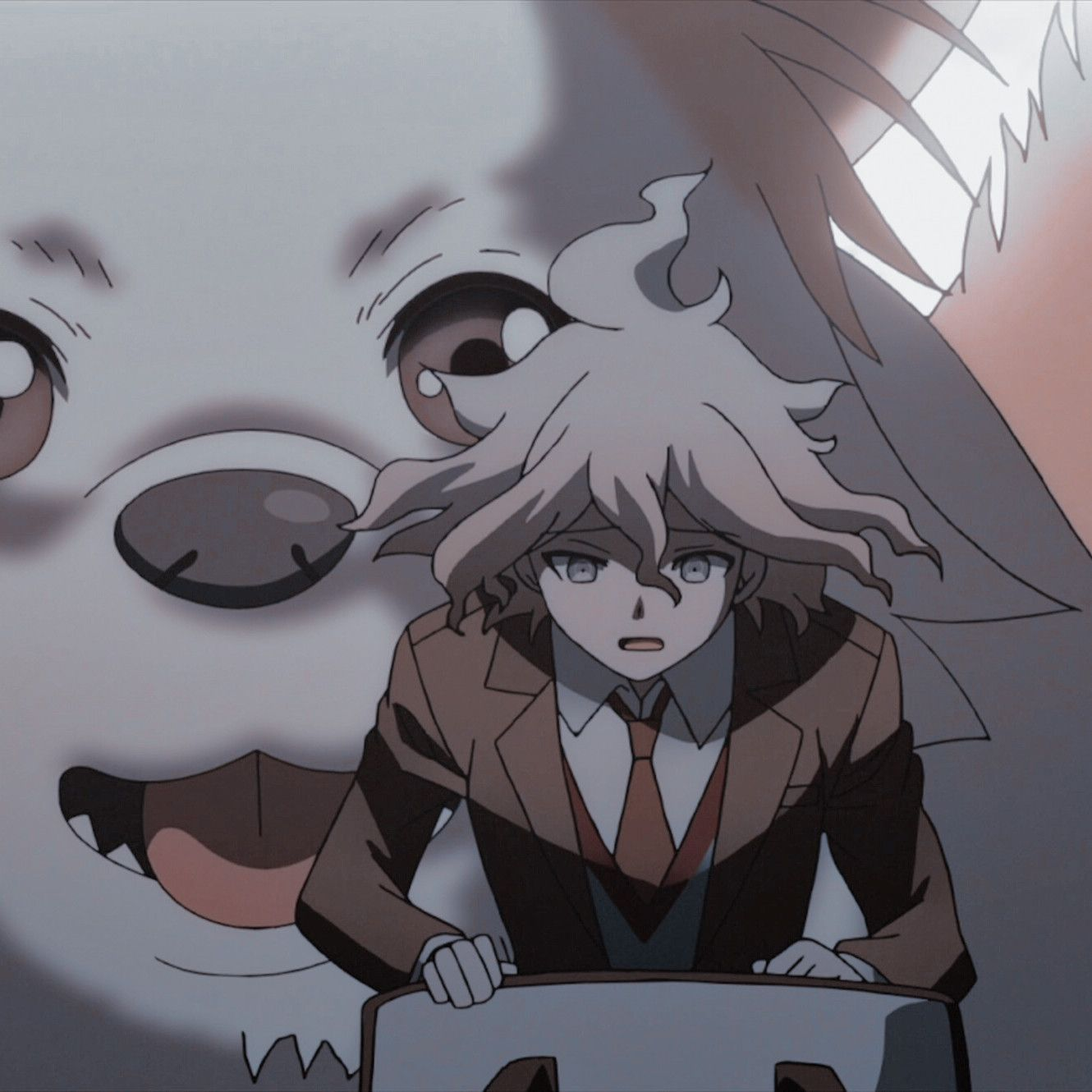 𝘼𝙣𝙞𝙢𝙚 𝙄𝙘𝙤𝙣𝙨 in 2020 Anime, Nagito komaeda, Anime icons