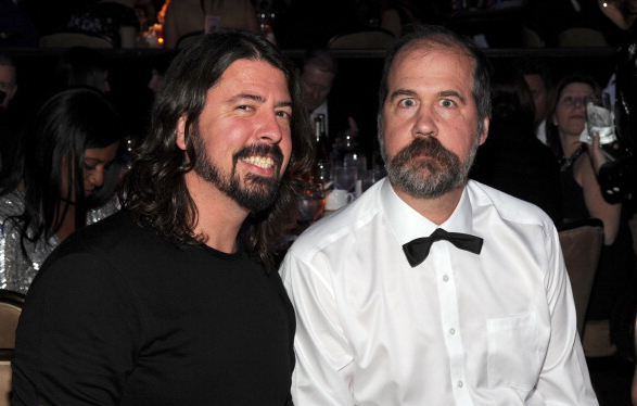 #Nirvana #DaveGrohl #KristNovoselic