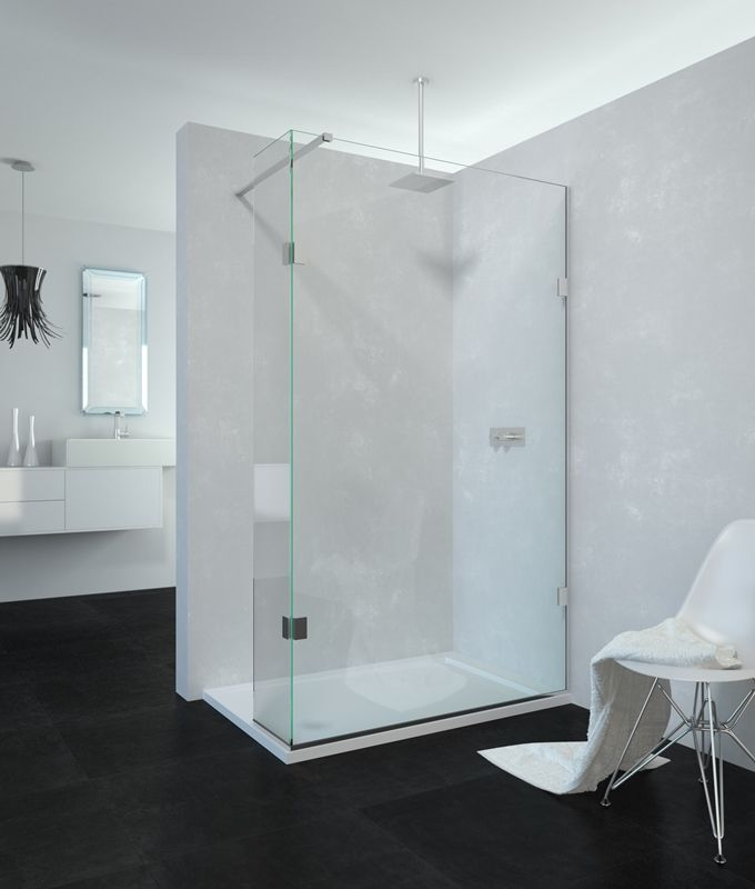 The Shower Lab - Frameless Walk-In Shower Enclosures. | Shower ...