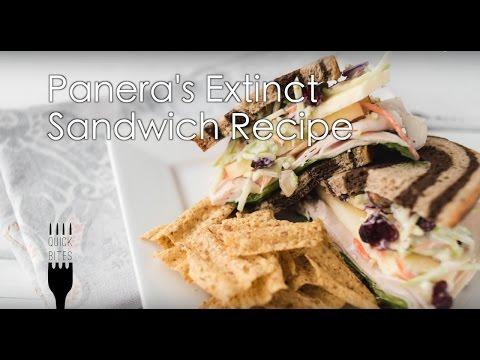 This Panera Turkey Apple Cheddar sandwich copycat recipe