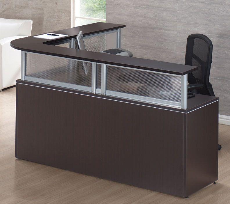 l shape reception desk httpvaughanofficefurniturecom call us for great - Reception Desk Designs