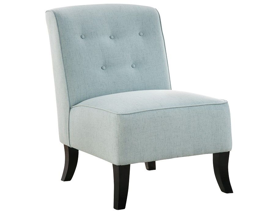 Best Slumberland Honor Collection Aqua Accent Chair 640 x 480