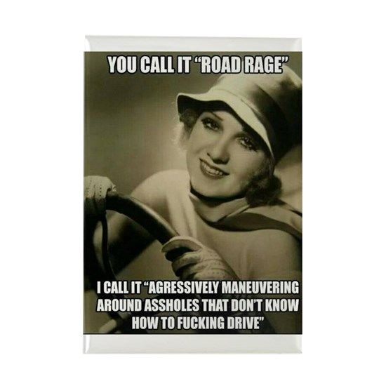 Aggressive Maneuver Rectangle Magnet Aggressive Maneuver Magnets by LunaAzulStudio - CafePress #golfhumor