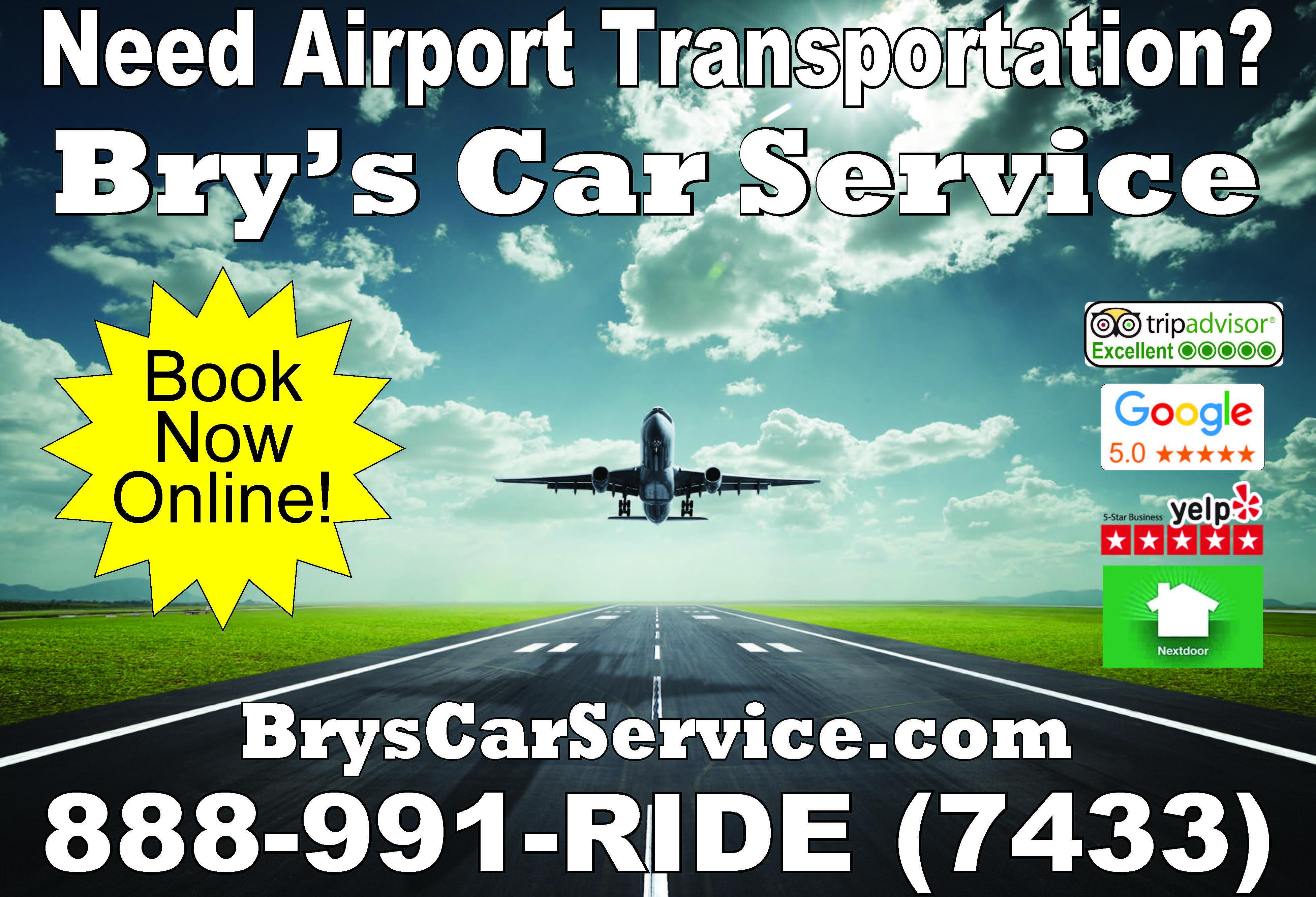 Airport Transportation (SRQ) Sarasota Airport, (TPA
