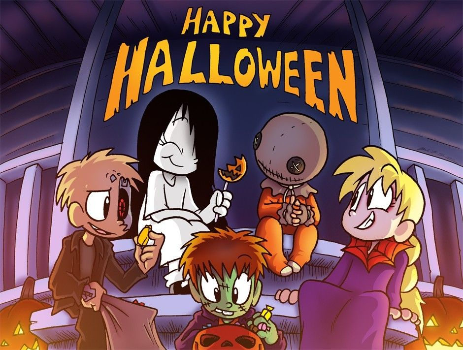 Pin by kyla harris on Erma Scary movie characters, Comics