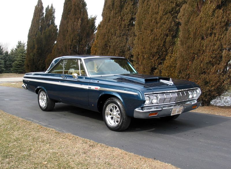1964 Sport Fury Cars, Plymouth muscle cars, Vintage cars