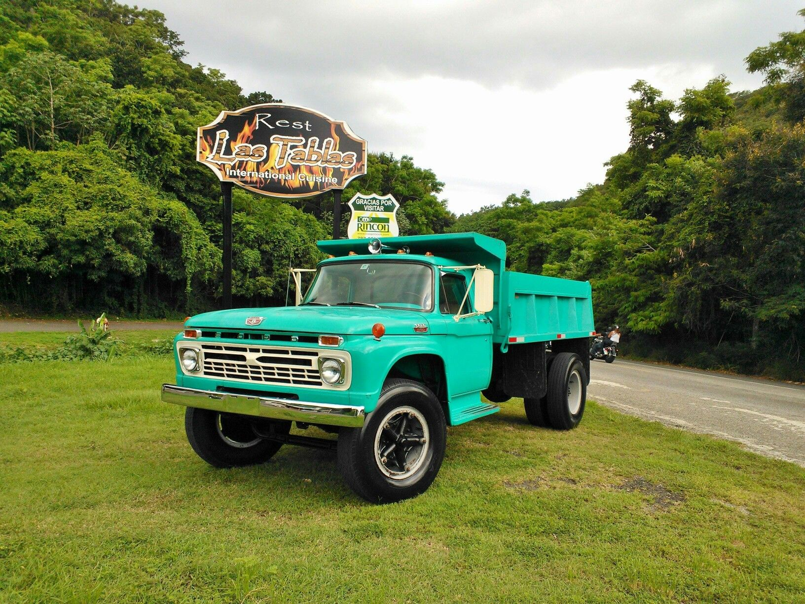 Ford F600 1966 Camion Ford Camiones Clasicos Camiones