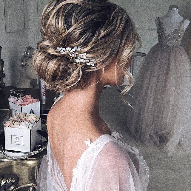40+ Wunderschöne Hochsteckfrisuren Hochzeit Ideen, Um Ihre Hochzeitstag Zu Inspirieren #hairpiecesforwedding