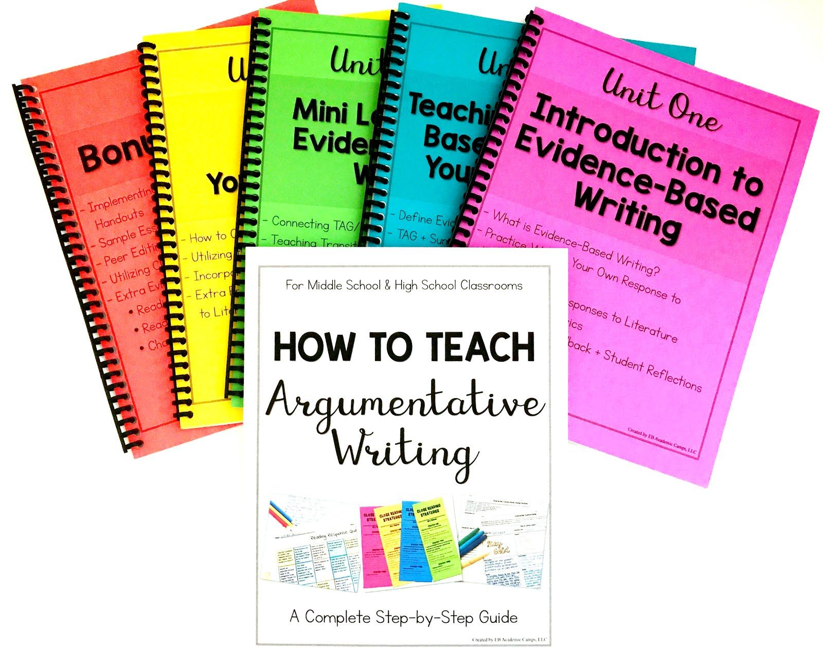 How To Teach Literaryysis To Middle School Students