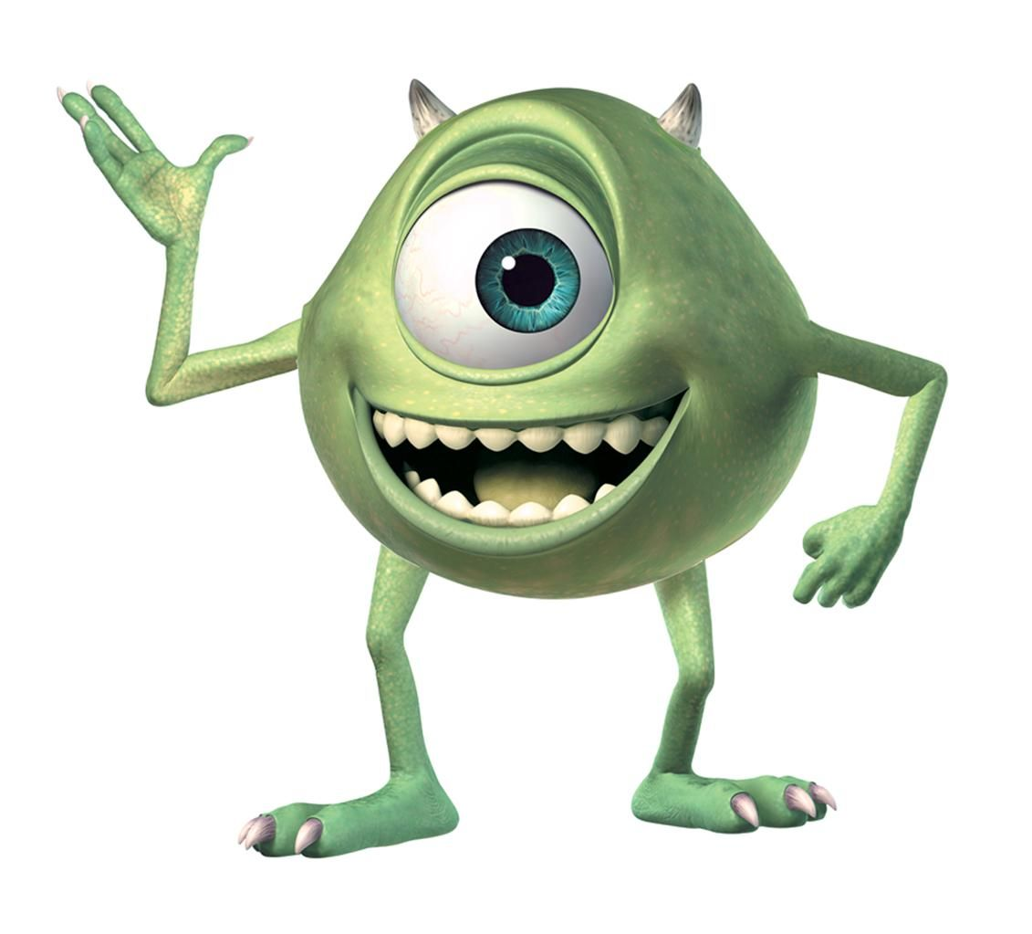 Mike Wazowski From Monsters Inc Mike From Monsters Inc
