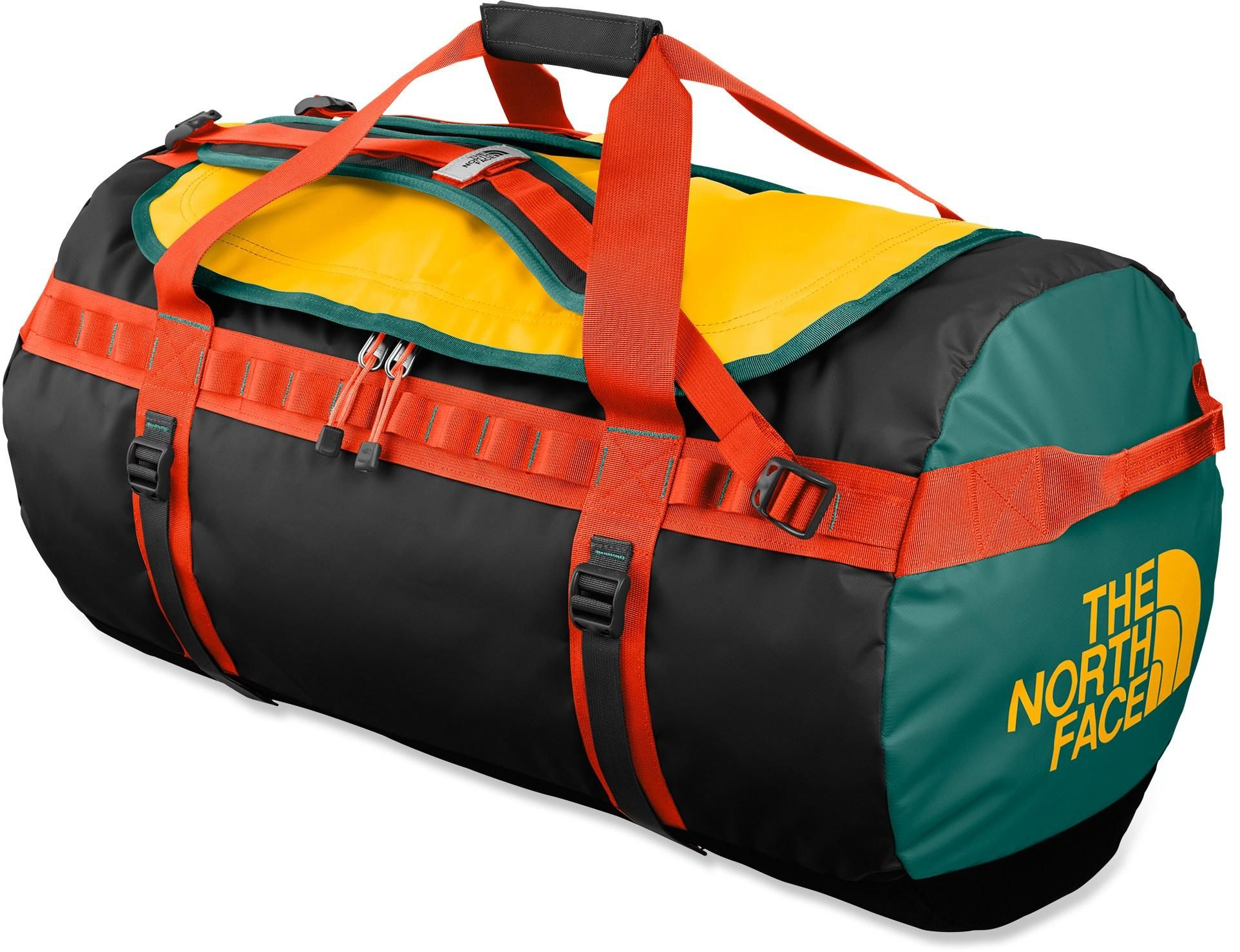 this large base camp duffel from the north face is. Black Bedroom Furniture Sets. Home Design Ideas