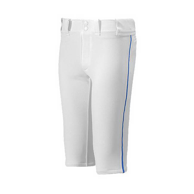 Mizuno Youth Select Short Pants In 2020 Baseball Pants Piped Pants Baseball Outfit