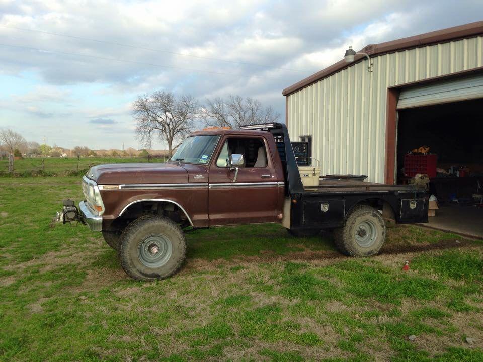 Ford F250 Flat Bed Truck Flatbeds Ford Pickup Trucks Ford Trucks
