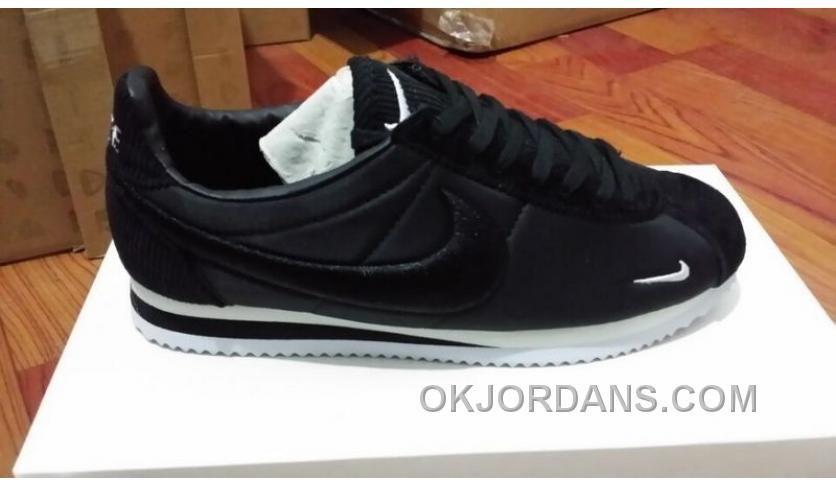 best service 2ccf2 f0ab2 Nike Classic Cortez X LIBERTY 36-44 ALL BLACK Super Deals ...