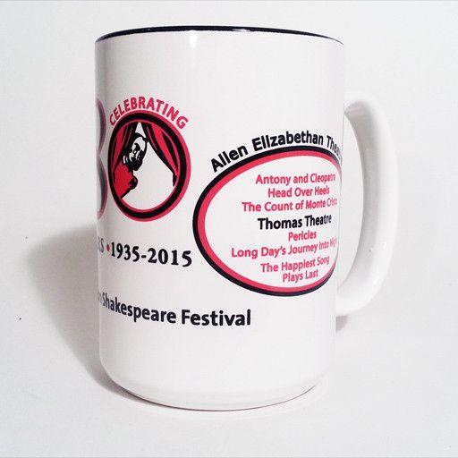 OSF 2015 Season Mug