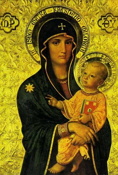 Madres, imiten la sencillez , la ternura y la fortaleza, de esta SANTA  MADRE El amor y la alegría , a pesar de sus sufrimientos, siempre iluminaron su vida.