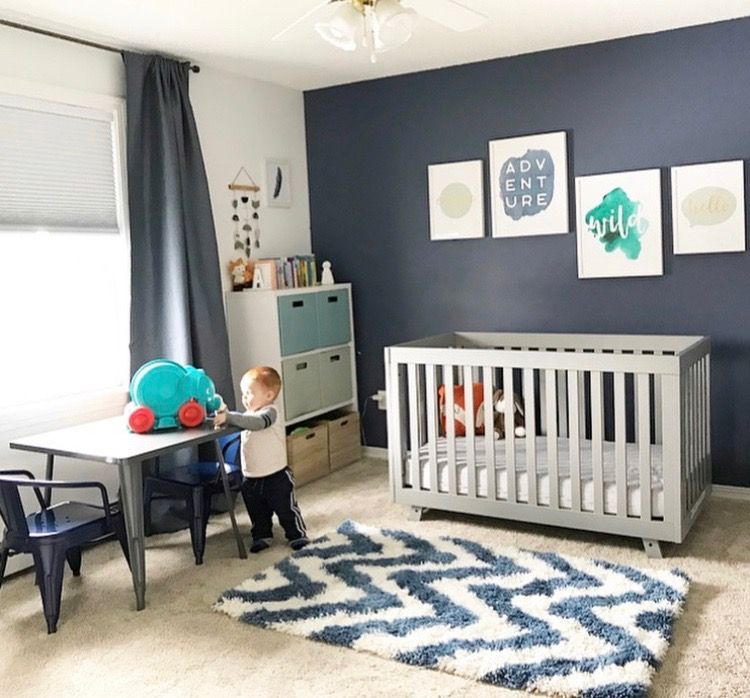 Adventure Theme Toddler Room images