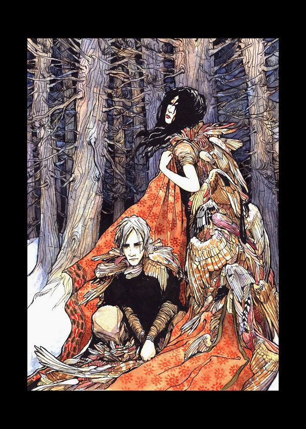 Fairy Tale Art by Erin Kelso 5