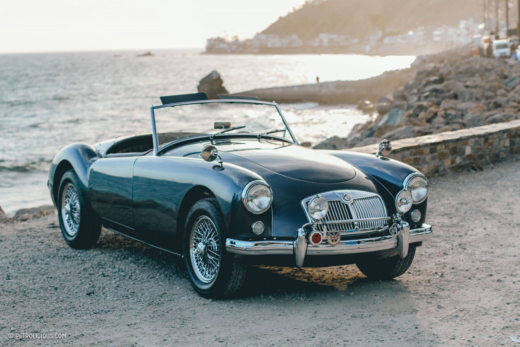 This MGA Kept A Grieving Gearhead Engaged | Tough times, Sports cars ...