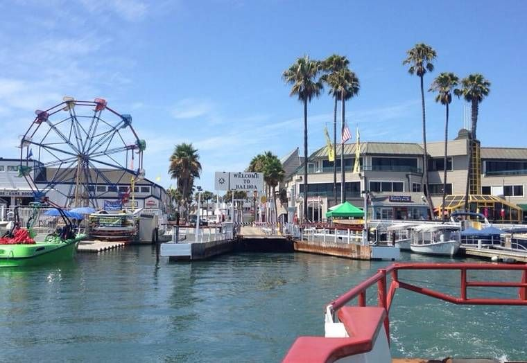 Balboa Fun Zone Newport Beach