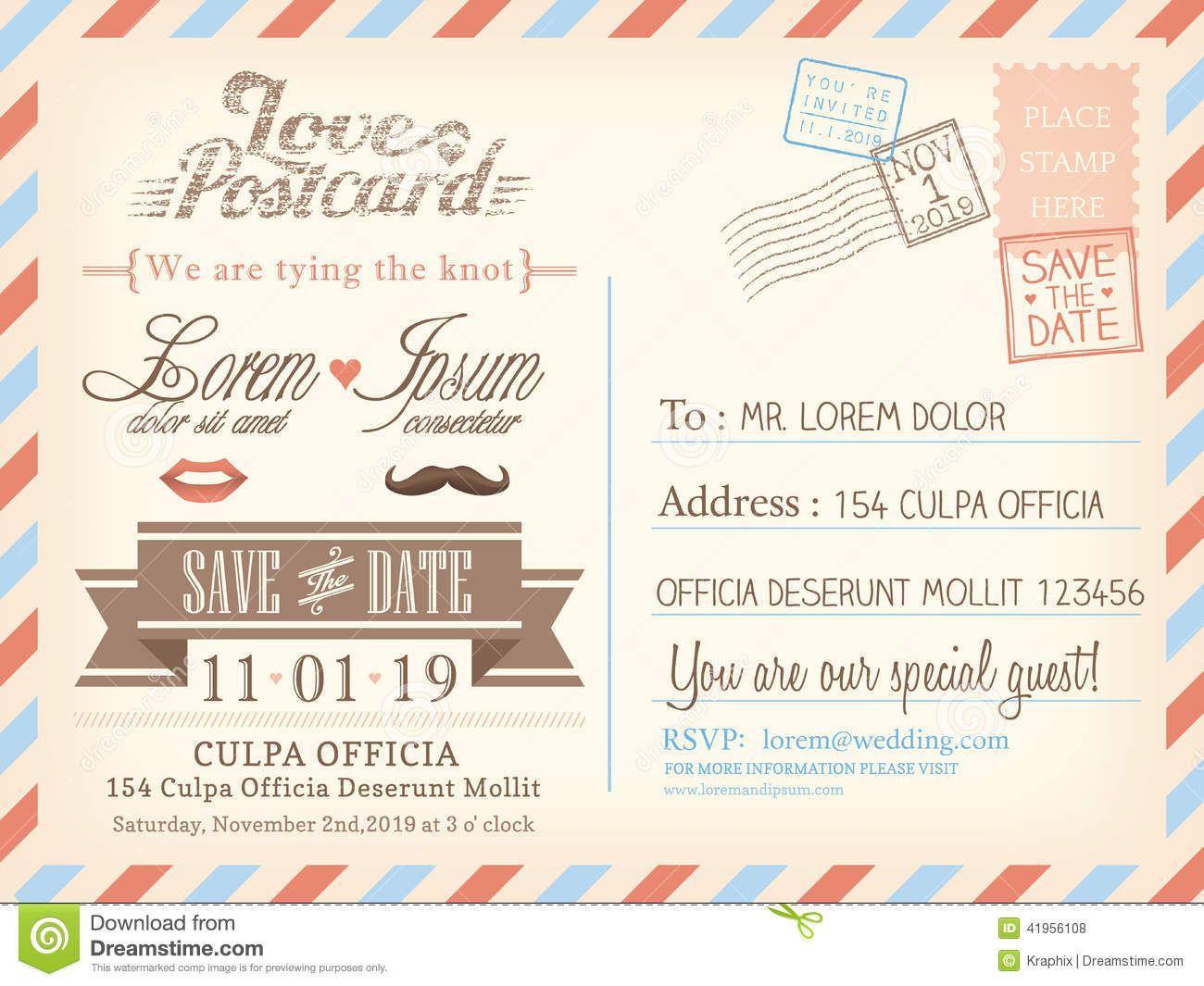 Padua Hills Theatre Southern California Weddings Fun Wedding - Wedding invitation postcards templates