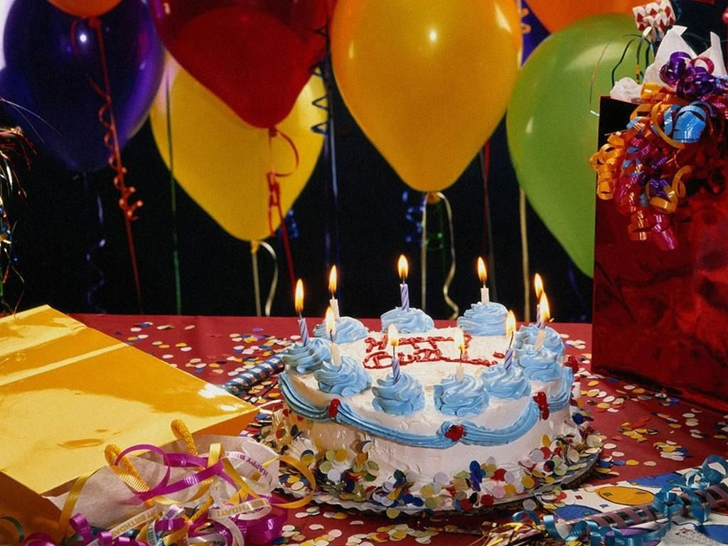 Download Wallpaper Food Birthday Cake Candle Ultra HD 991990