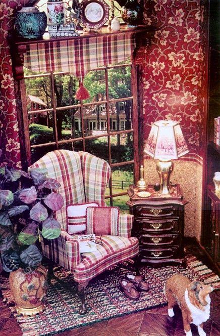Brooke Tucker doll house scene #miniaturerooms