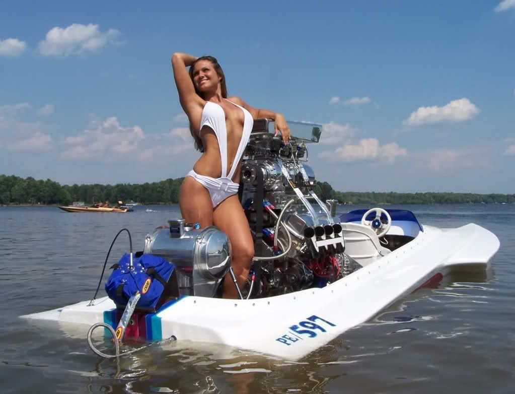 Hydrostream Boat Girls Thread Lets See Cool Pic Of Anything