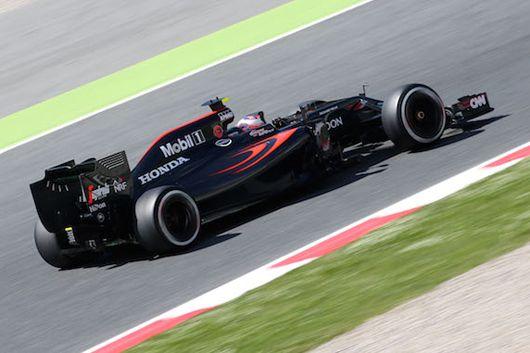 マクラーレン・ホンダ、F1カナダGPに新しい燃料を投入 … 約0.1秒のゲイン  [F1 / Formula 1]
