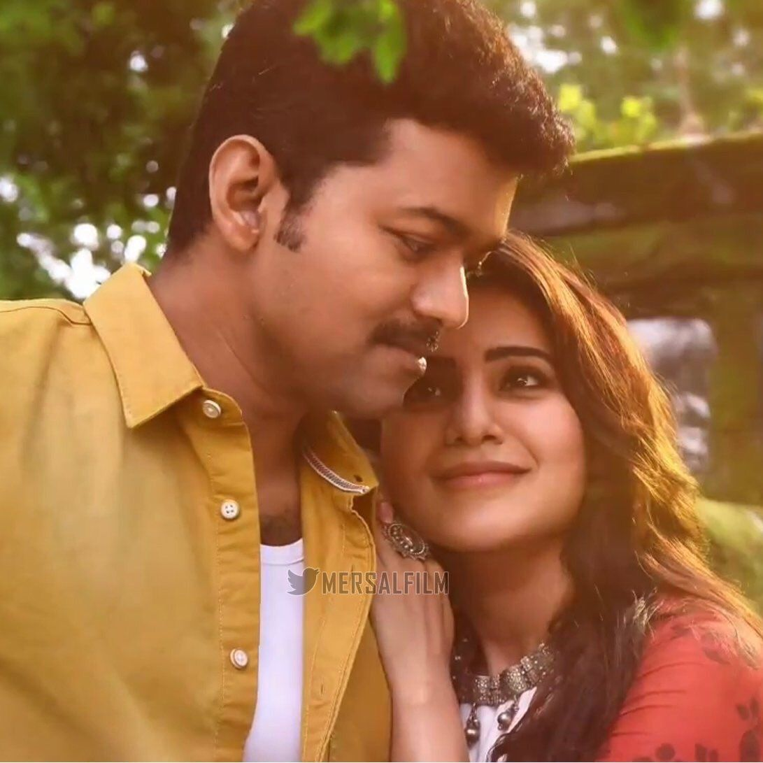 vijay and samantha in mersal movie | Best Romantic Couples ...