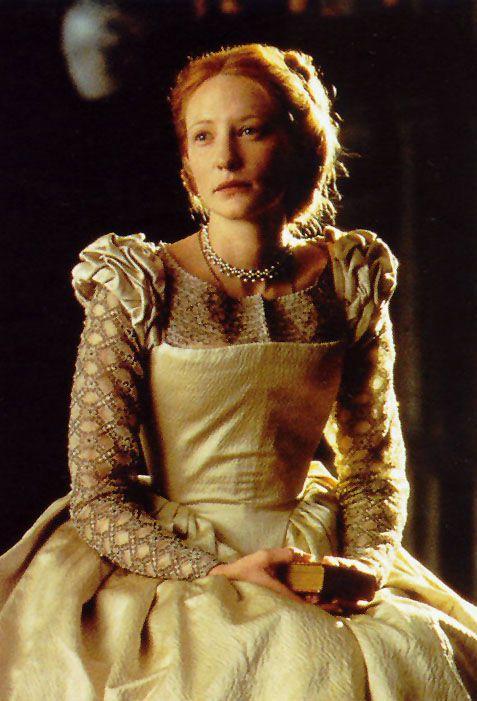 Queen Elizabeth I Cate Blanchett Elizabeth 1998 Costume