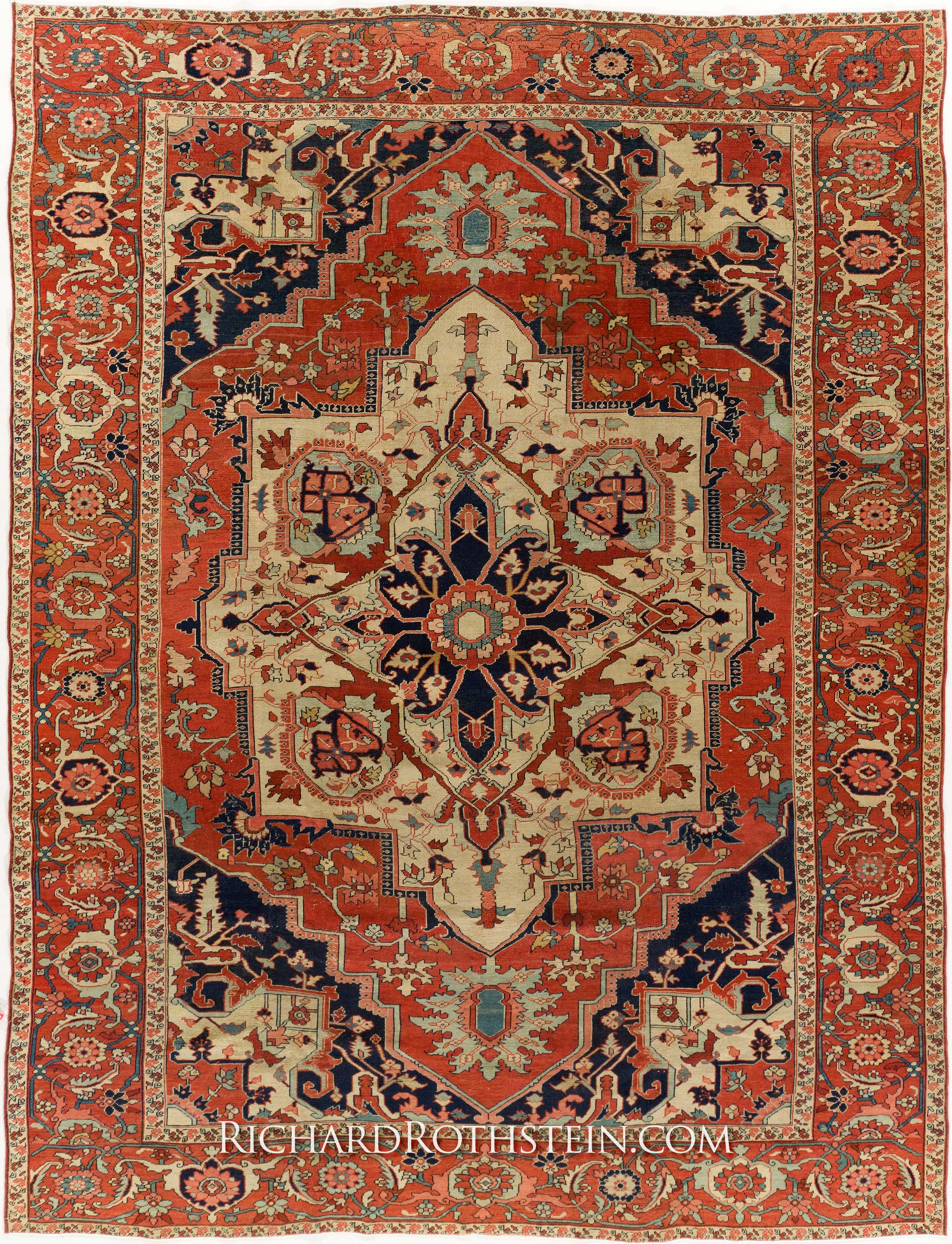 Rare Serapi Oriental Rug C52H84002 Oriental Rugs Pinterest
