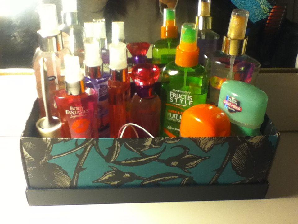 Diy Perfume Box Perfume Box Diy Perfume Diy